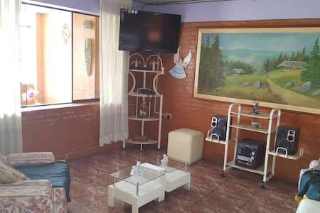 Departamento amoblado para turistas - Casa