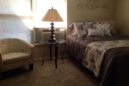 Private Room, Bath & Kitchenette - North Richland Hills