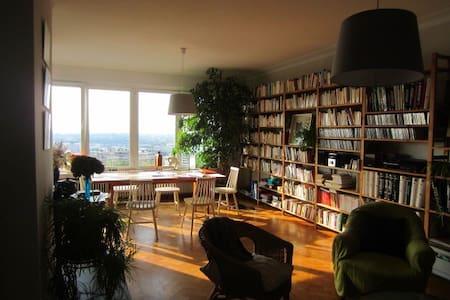 Lumineux et spacieux appartement avec 2 terrasses. - Forest - Apartment