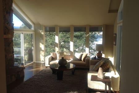 Private Colorado 7 bedroom Mountain Estate - Golden - Casa
