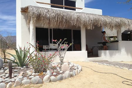 House fully furnished, great views - La Ventana