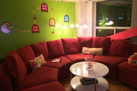 Room in Gorgeous 1200sqft Loft - Toronto