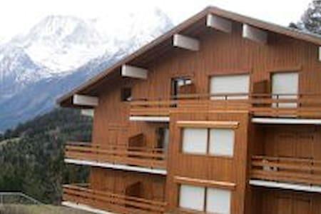 location saisonnière été / Hiver - Saint-Gervais-les-Bains - Appartement