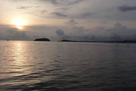 Authentic home stay on Koh Rong - Prek Sway - Haus
