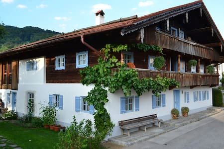 Cozy Apartment in old Farmhouse - Daire