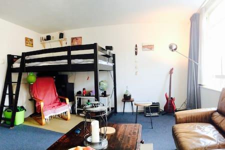 Cozy studio in the nicest district - Den Haag - Loft