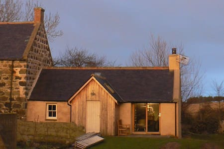 The Bothy, Milton of Tillynaught - Casa