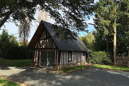 Maison Normande Atypique En Duplex