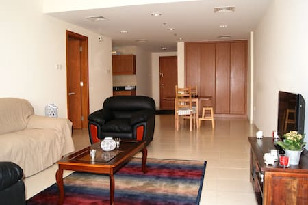 Comfortable apartment in JVC - Dubai - Apartment