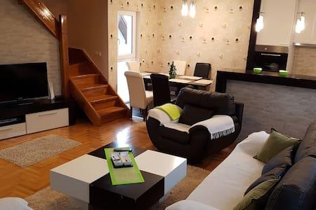 Authentic Duplex Apartment, Kraljevi Cardaci SPA - Lakás