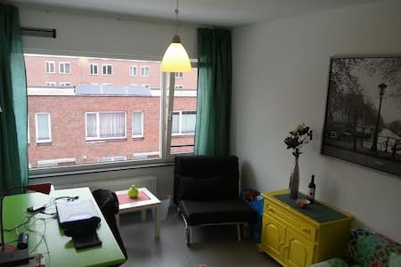 Nice room in A'dam SE near nature and heart centre - Townhouse