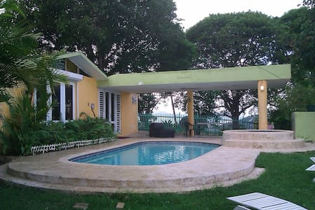MI HACIENDA ROOM 4, POOL & VIEW LAKE COUNTRY HOUSE - Trujillo Alto - Dom
