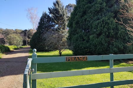 Pirangi Cottage - Wandin North - Haus