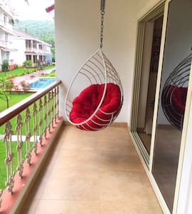 North Goa Cosy Apartment Siolim - Goa  - Appartamento