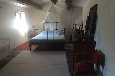 Duplex dans une maison de charme - Viols-le-Fort - House