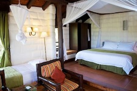 The Great Rift Valley Lodge & Golf Resort - Wohnung