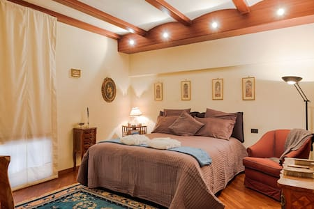 Suite per 2 in pieno centro @chiaia - Wohnung