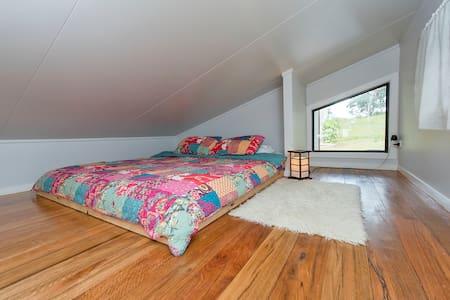 Solar Passive, Eco Hemp Tiny House - House