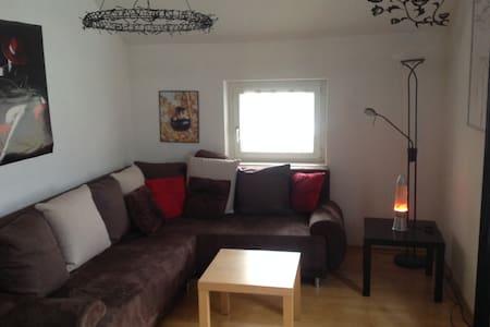 Ruhige Wohnung im Grünen, Nähe Linz - Dom