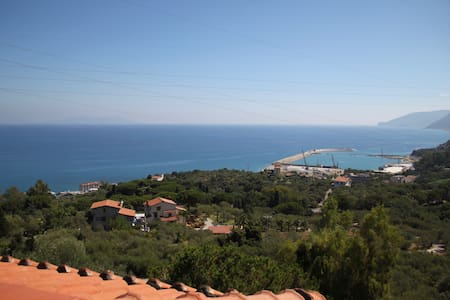PRIVATE LOFT with panoramic view - San Gregorio-bagnoli - Loteng Studio