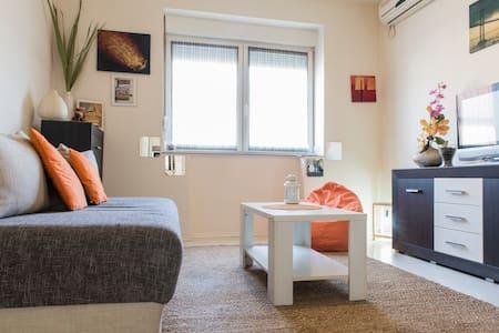 Cozy & Splendid Studio 30m2 - Novi Sad - Apartemen