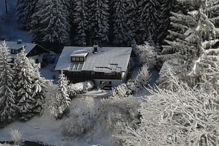 Luxurious chalet in St Oswald - Maison