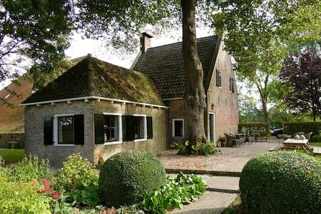 Rijksmonumentale boerderij - Winsum - Szoba reggelivel