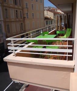 appartement très lumineux 2 pièces centre Cannes - Cannes - Apartment