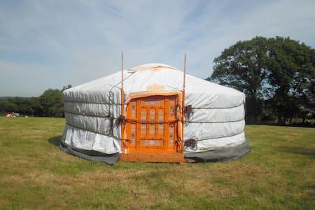 Séjour en yourte à la ferme - Yurt