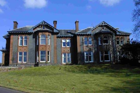 The Villa, Moffat, Scotland - Moffat - Appartamento