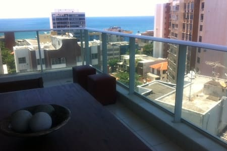 Barra cosy apartment with sea view