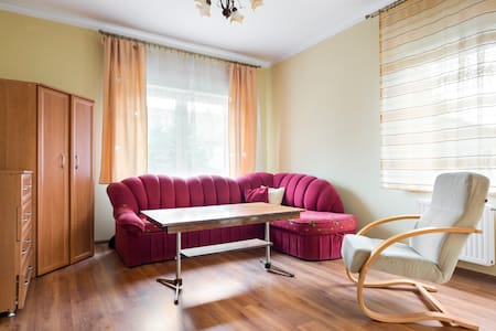 Cosy room in Cracow, Near airport - Krakova