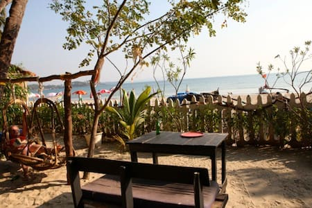 Beach View private Room @ Palolem - Canacona - Chalet