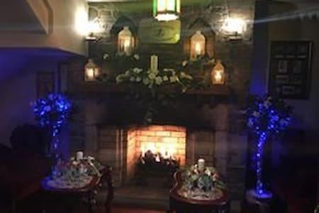 Isaacs Well Clonmellon.50 min Dub. Quaint Village. - Westmeath - Bed & Breakfast