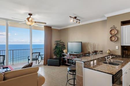 Luxury Oceanfront 3BR 3BA Sleeps 8 - Panama City Beach - Condominium