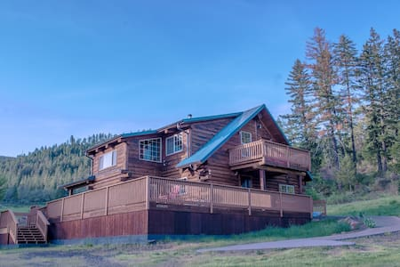 Lost Creek Cabin, Near Crater Lake, Rogue River - Prospect - Cabin