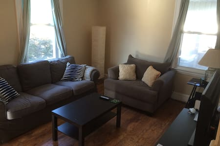 Relaxing & comfortable private apt in Bethlehem - Leilighet