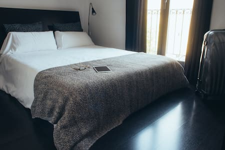 Apartamento céntrico con encanto - Apartament