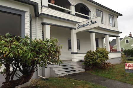 Sunset Inn - Blaine - Apartment