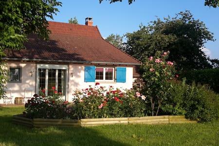 Studio accès direct sur superbe jardin - Avrilly