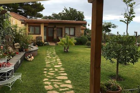 Villa Paradiso pendici Etna- White - Mascalucia - Vila