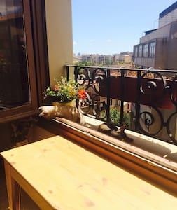 Lovely bedroom near Sagrada Familia - Barcelona - Apartment