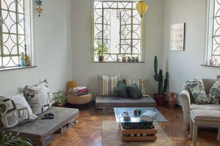 Charmoso apartamento no Centro - Belo Horizonte