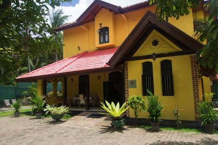 Resort Like No Other, airport hotel single room - Gampaha - Boutique-Hotel