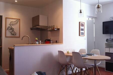 Studio cabine au centre de Calvi 100m de la plage - Apartment