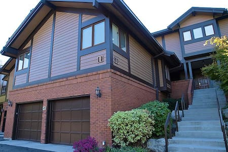 4 bdrm great views @ base of big cottonwood canyon - Cottonwood Heights