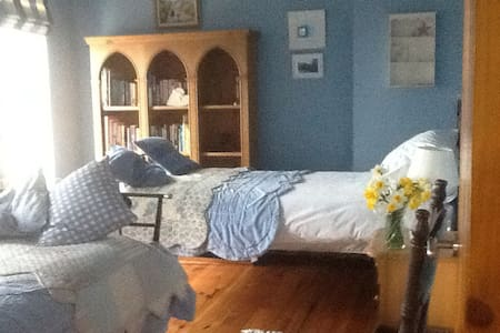 Delightful room in a vintage house - Moyle - Bed & Breakfast
