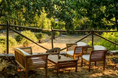 El Pajar de Angelines, casa rual cercana a Granada - Chalet