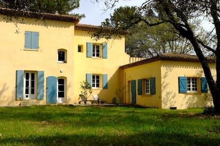 Vignes & Nature à Roquebrune/Argens - Roquebrune-sur-Argens - Villa
