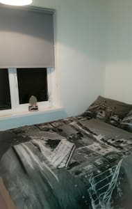 Fresh and comfy recently  decorated double bedroom - Dom